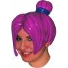 Anime Wig - Pink Bun